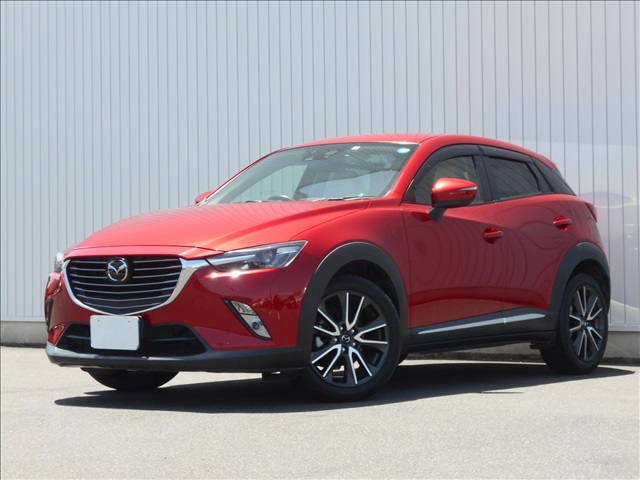 CX-3XD Touring L Packageの画像