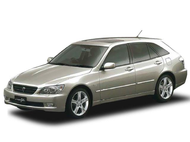 トヨタ(toyota) アルテッツァジータの2003年08月発売モデルの車カタログ情報(1ページ目)| アルテッツァ