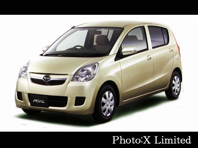 ダイハツ(DAIHATSU) ミラの2006年12月発売モデルの車カタログ情報 | ミラカタログならカーチャンネル