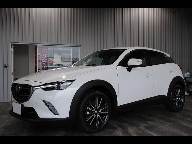 CX-3XD Touringの画像