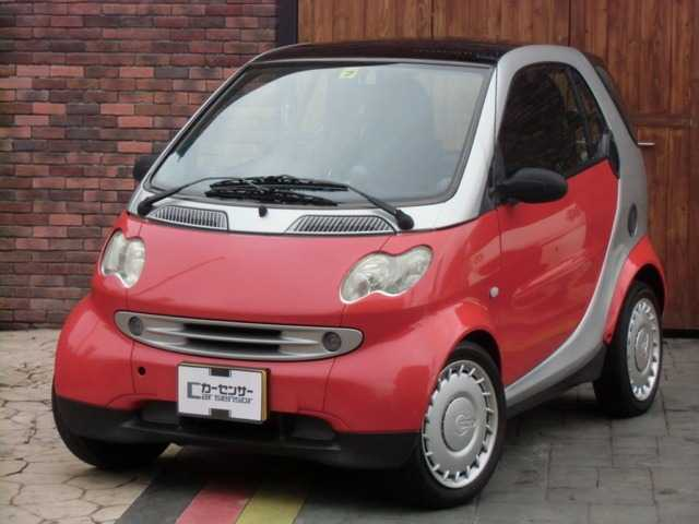 SMART COUPEの中古車画像