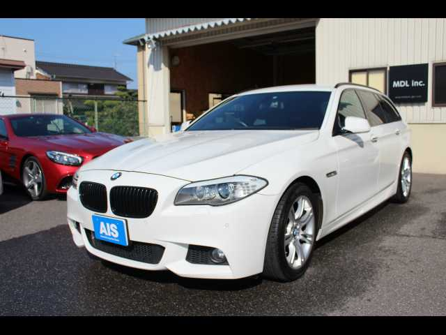 BMW5Series Touringの画像