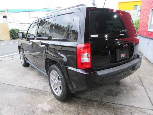 08'JEEP PATRIOTの画像3